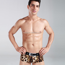 Animal Printing sex underwear for men Boxers pants