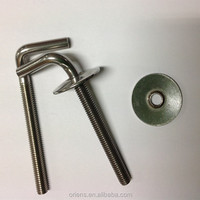 Made In China Stainless Steel soft closing toilet seat hinges parts