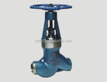 Oil Acid and Water Transferring Cast Iron Globe Valve Factory