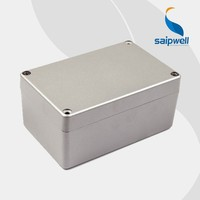 SAIPWELL/SAIP New Customized Electrical Waterproof Enclosure Aluminium Box for Electronic