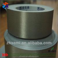 Electrical plain flame retardant conductive fabric