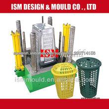 Moldes de plástico cesto de la ropa - ISM