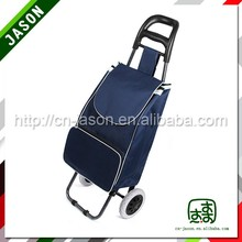 foldable luggage cart aluminum nail tying machine for supermarket