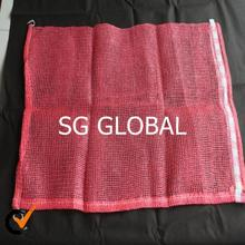 Agriculture and industrial use leno mesh bag made in China
