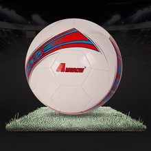 brand competitive stocking a lot promotion machine stitched cheap soccer ball
