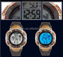 watch luxury man high quality digital sports led big screen watch man
