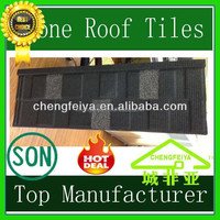 construction material price stone coated metal roofing