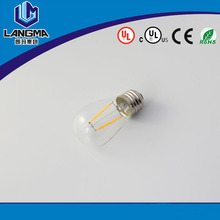 bulk buy from china ST64 ST58 UL cUL listed e26 4w 6w 8w e27 led bulb