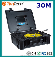 """TVBTECH 1/3"""" Sony CCD Drain camera for pipe inspection"""