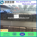 bs1387 pesados tubos de aço galvanizado