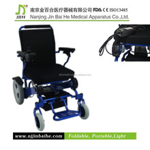 Free style electric folding wheelchair motor 12v