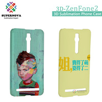 Sublimation Blank Smart Phone Case Cover, Customized Mobile Phone Cover for ZenFone2