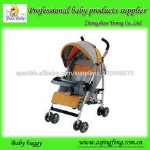 fácil para el portador de bebé portador de la carretilla con cinturón de seguridad