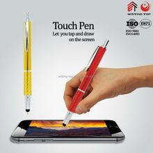 2015 New patent specialty aluminum metal pen