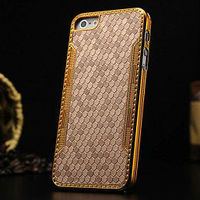 2015 Case of China New Arrival hard plastic case for iphone 5 , plastic back cover for iphone 5, diamond hard case for iphone5
