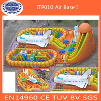 Unique Giant Inflatable Playground for Children