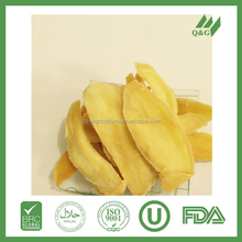 Popular fruits freeze dried snap mango