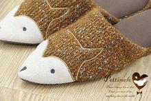 kids winter plush chicken footwear industry