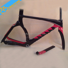 2015 Newest fashion carbon bicycle TT frame ,specialize TT carbon fiber road bicycle framesets