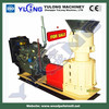 New 5.5 kw or Similar Diesel Powered 3 Phase Wood Waste Products Pellet Press into Biofuel