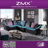 2015 Modern Fabric sofa, contemporary corner sofa, dubai sofa Furniture