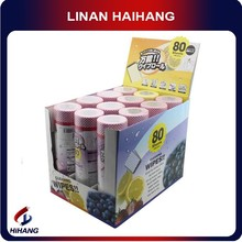 China wholesale high quailty cleaning cloth chemical bond non woven fabric