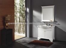 antiguos muebles de cuarto de baño en blanco y negro de antigüedades muebles cuarto de baño vt-7100