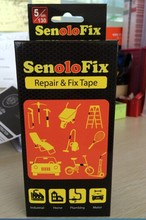 1/2/4 Inch glass fiber wrap tape, Repair wrap Tape stronger than duct tape with OEM service