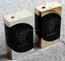 Crazying selling ,dual 18650 battery dos equis box mod wholesale dos equis 1:1 clone dos equis box mod