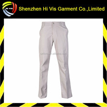 best quality breathable men golf trousers