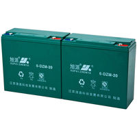 Hot Saled zhenlong battery electric bike battery 24v CE ISO QS