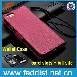 multifuction protective phone case for iphone 6 wallet case