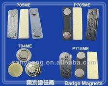 Magnetic badge / badge magnet / Badge holder magnet