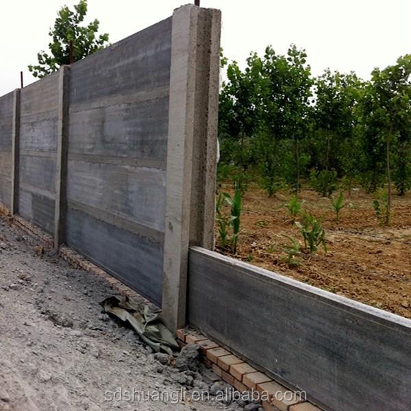 New Design Readymade Compound Walls Panel Making Machine