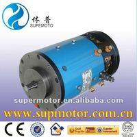 5kw 72V electric car dc motor