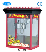 Crown top commerical sweet popcorn making machine price with good motor