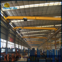 monorail bridge mobile travelling overhead crane 10ton