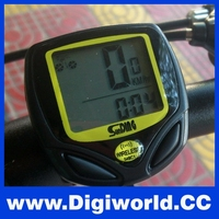 Wireless LCD Bike Bicycle Speedometer Bicycle Bike Computer