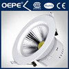 Over voltage and spike protection driver CRI>80 round led ceiling downlight 70W