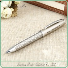 high quality name branded woven metal graphic design luxury product logo design pen