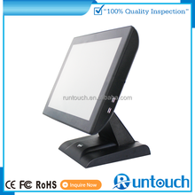 Runtouch zero-bezel capacitive PCAP Android Pos Terminal with memory