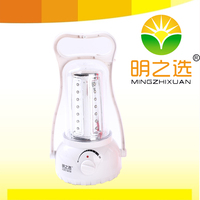 Energy LED portable lamp, LED camping light, hand cranking LED lamp