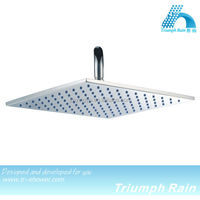 JFQ001ND Ceiling mounted big rain stainless steel shower head
