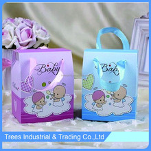 Birthday gift paper bag manufacturer in china