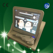 noninvasive ultrasound infrared face lift beauty machine