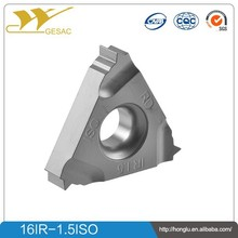 High Hardness Thread Turning Insert Cnc Machine Tools Accessories
