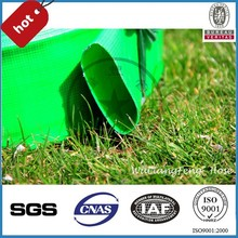 pvc lay flat hose made in china for agriculture applications