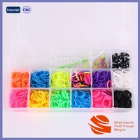 2014 New design fashion sale personalized small rubber bands