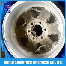 paint remover products for utomobile wheel hub cover paint/eco friendly paint remover DP-2019F