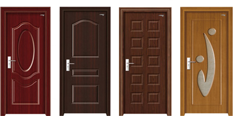 E top door alibaba door nigeria pvc wood interior school for Door design nigeria